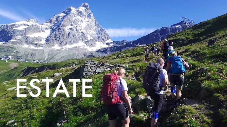 Estate Alpsandtrekking